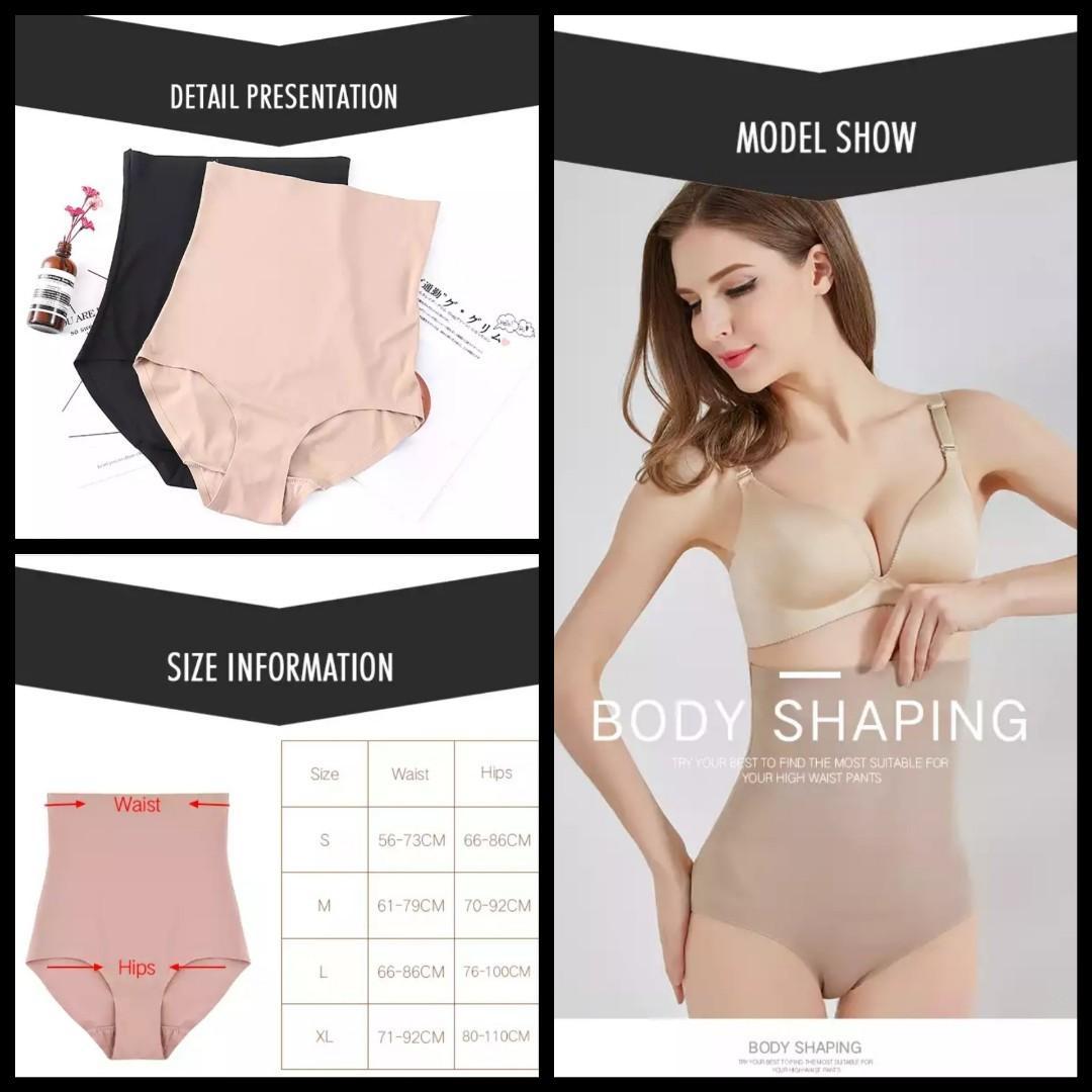 (INSTOCKS) TOP SELLING JAPAN Bodyshaper Tummy Control Thigh / Panty / Dress Shapewear