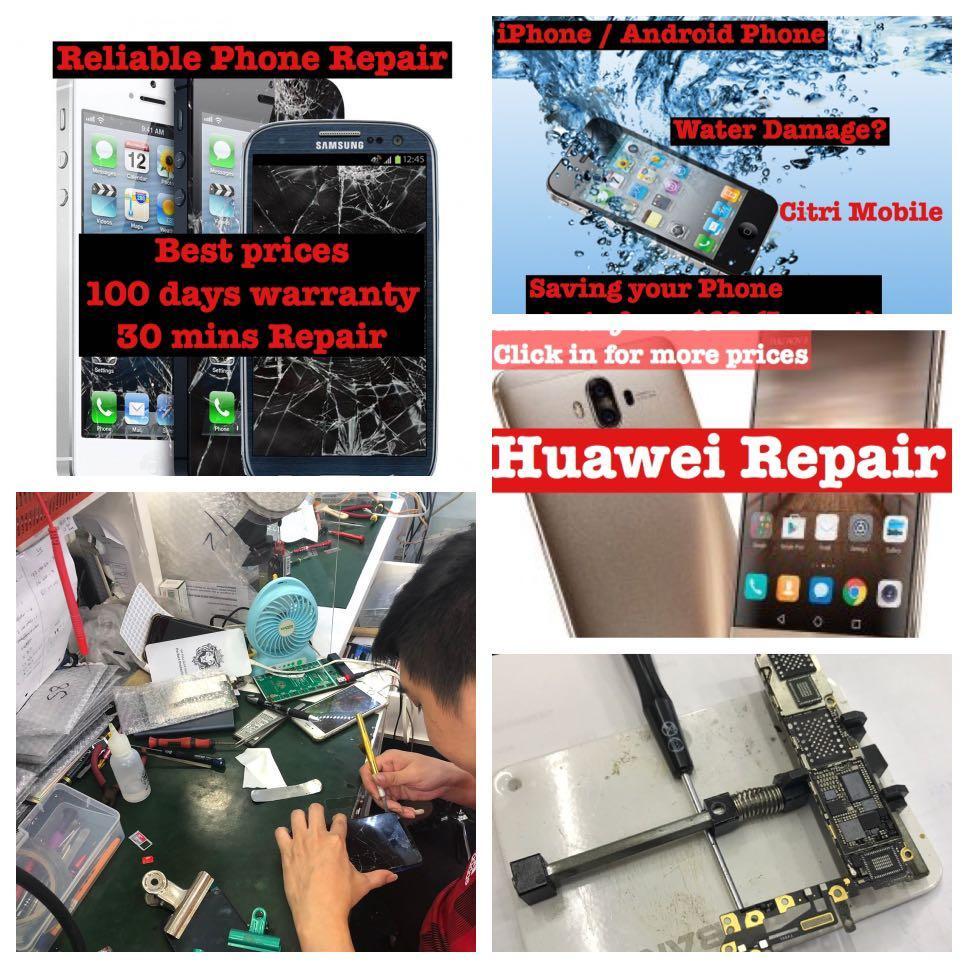 iPad Air Mini Crack Screen Repair, iPad Phone Battery Repair