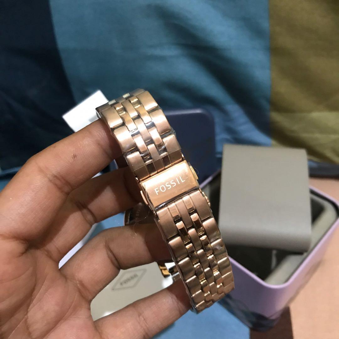 Jam Tangan Fossil Boyfriend ES3380 Bukan Original