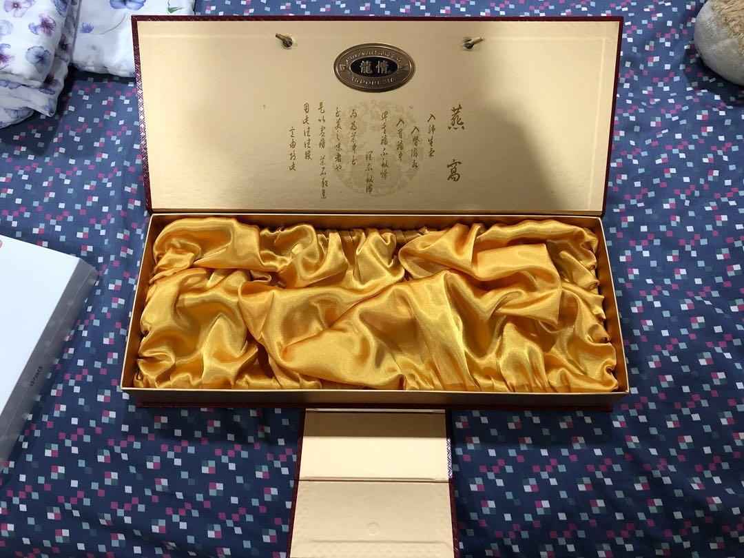 Kotak packaging Istana Walet Long Qing Indonesia (Kotak Only sesuai foto)