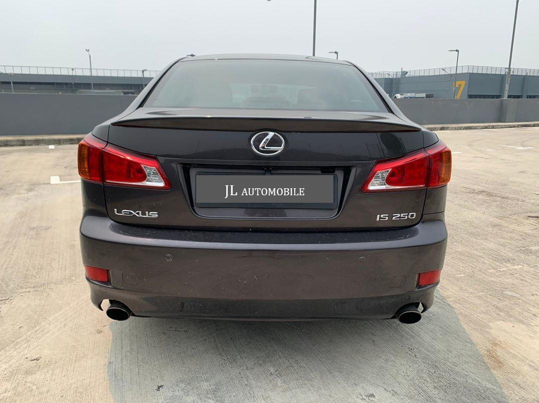 Lexus IS250 CHEAP LUXURY RENTAL !