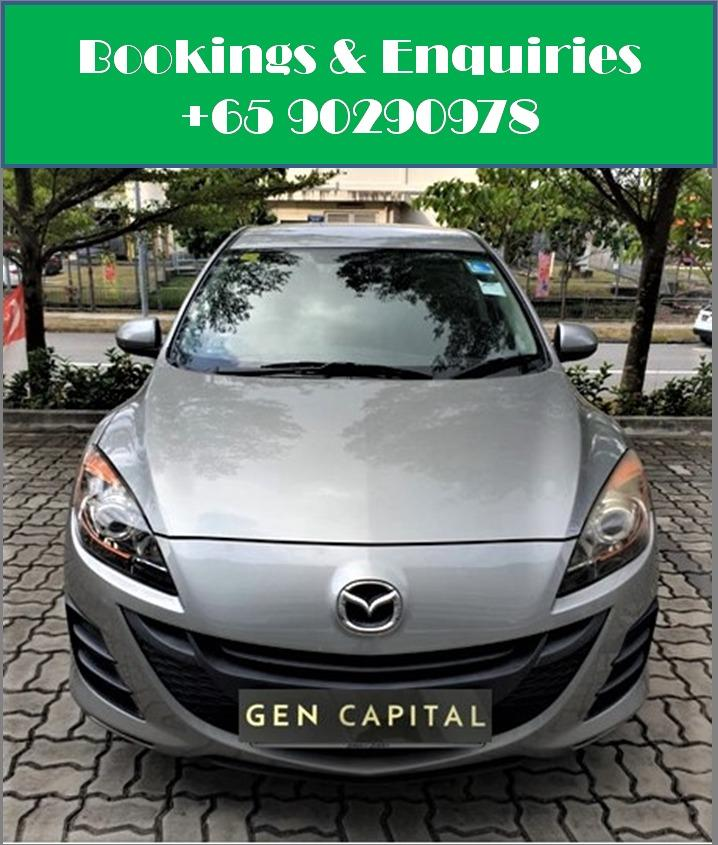 Mazda 3 - Best rental rates, with fastest delivery!