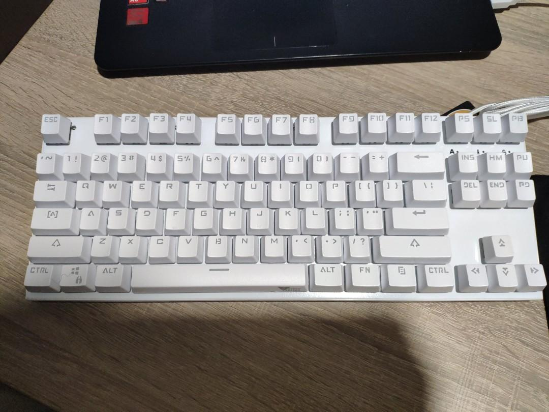 Mechanical Keyboard Vortex Vx7 Electronics Computer Parts Accessories On Carousell