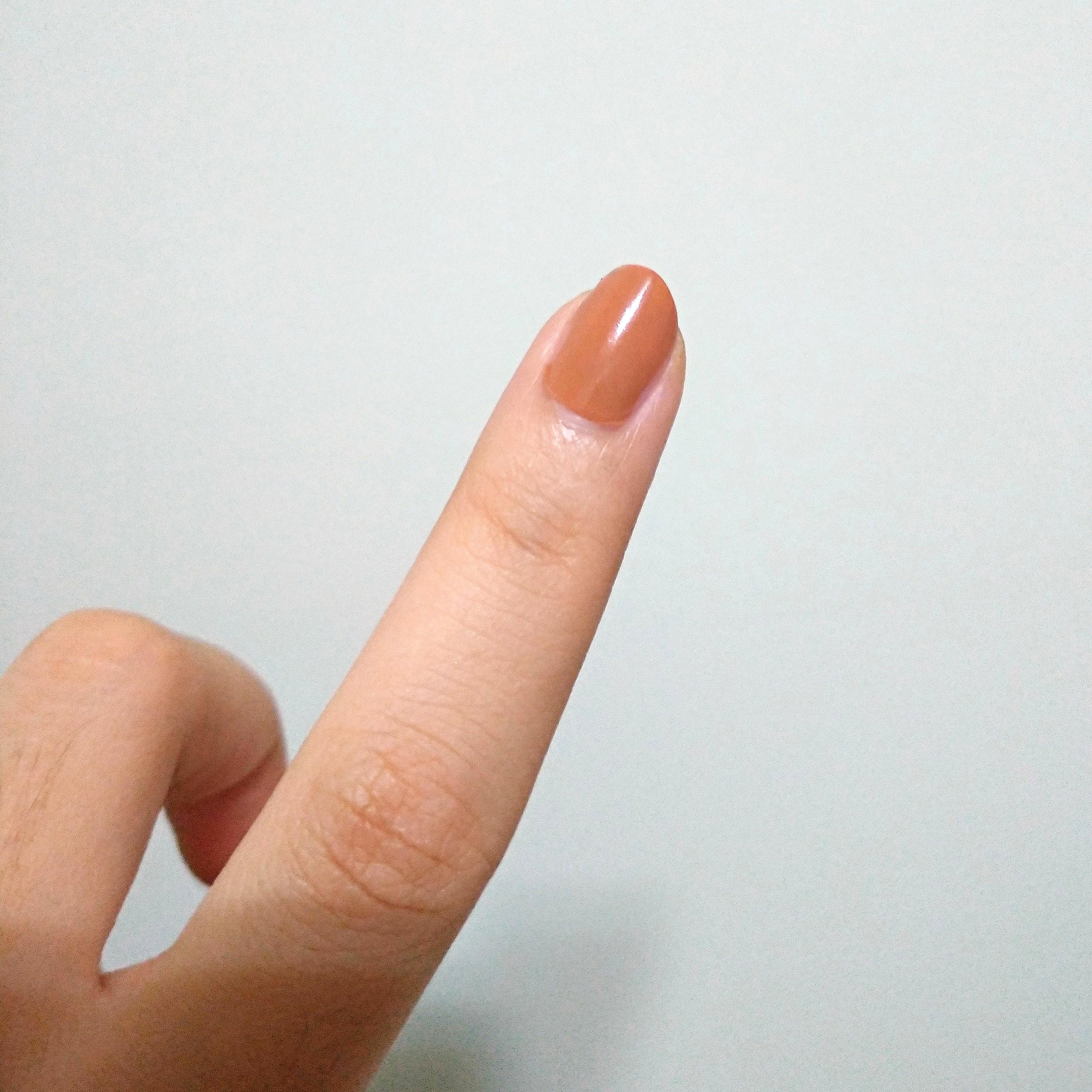 MEKO泰奶色指甲油