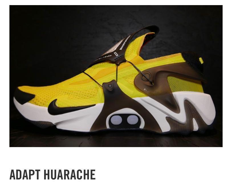 Nike adapt huarache from japan, Men\u0027s Fashion, Footwear
