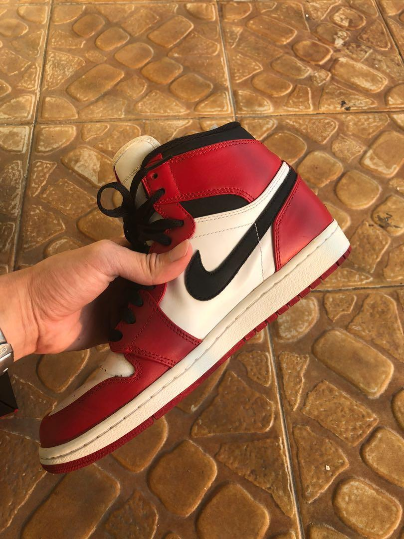 Nike Air Jordan 1 Chicago 2013