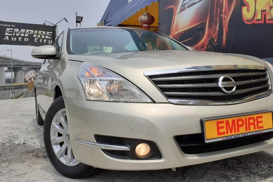 NISSAN TEANA 2.0 (A) 200 XE LUXURY EDITION !! PREMIUM LUXURY FULL HIGH SPECS !! ( BXX 2333 ) 1 CAREFUL OWNER !!