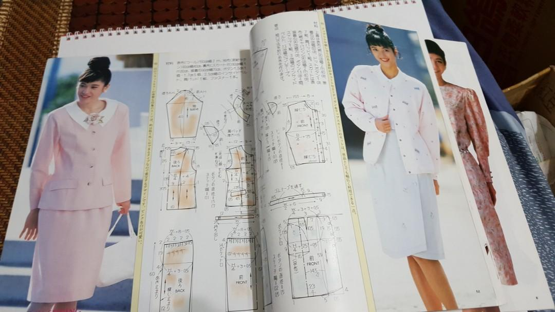 【✡出清合購4本含運費~至10月10日止✡】  淑女時裝NO.76