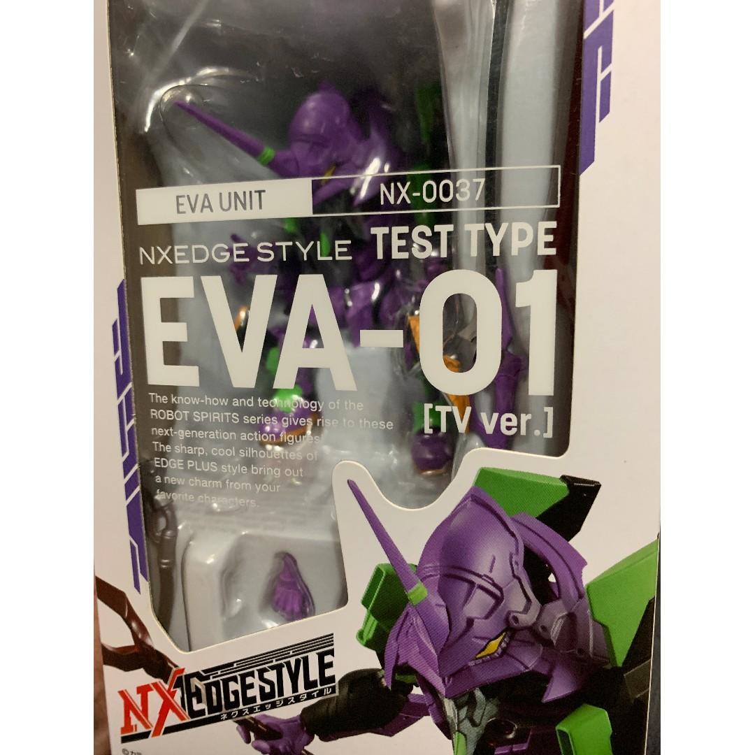 NXEdge Style NX-0037 EVA-01 TV Ver 新世紀福音戰士 劇場版 初號機