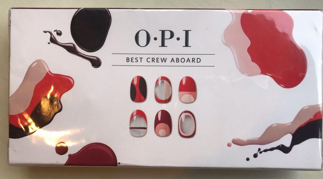OPI Nail Polish: OPI Best Crew Onboard