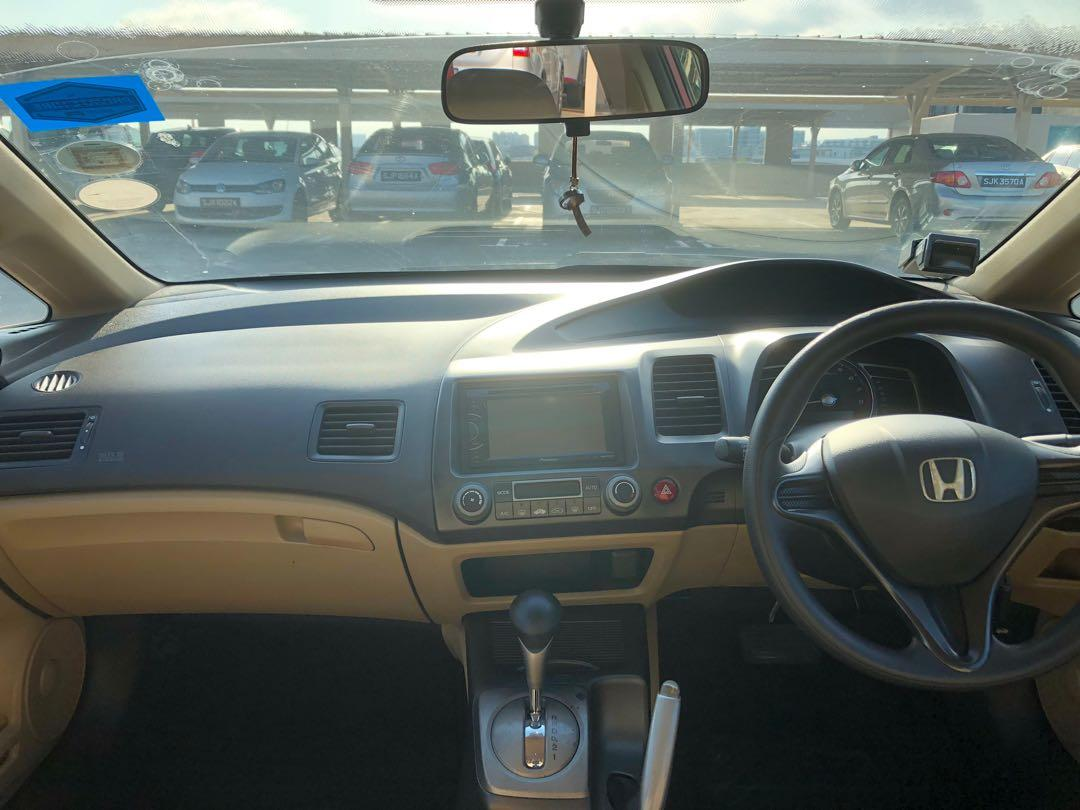 PERSONAL USE Honda Civic 1.8 Auto