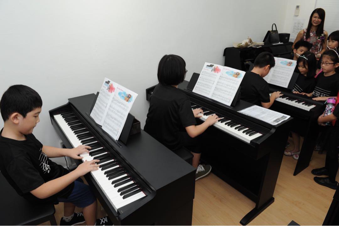 Piano Lesson Tampines