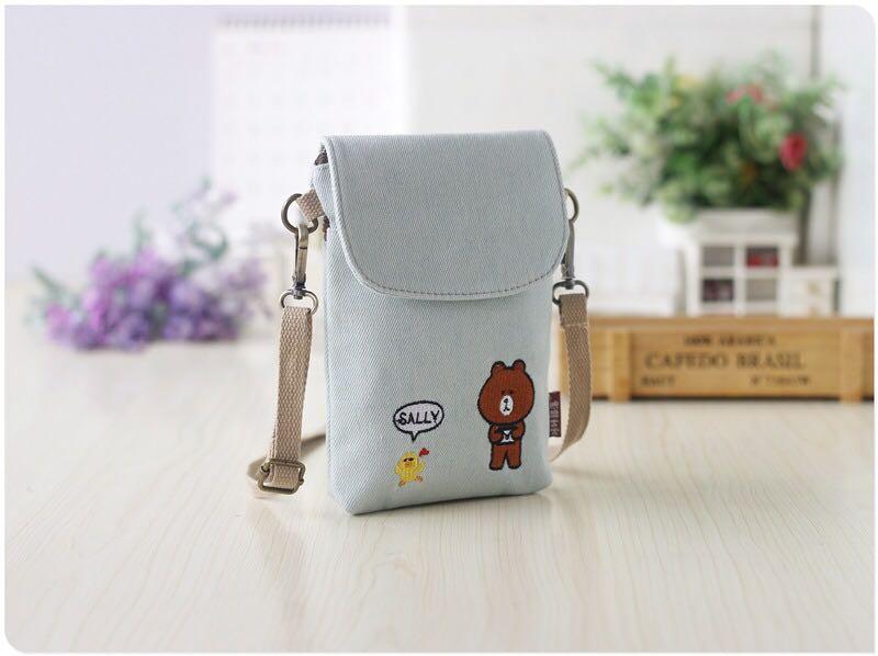 [po] line friends sling bag #MRTJurongEast