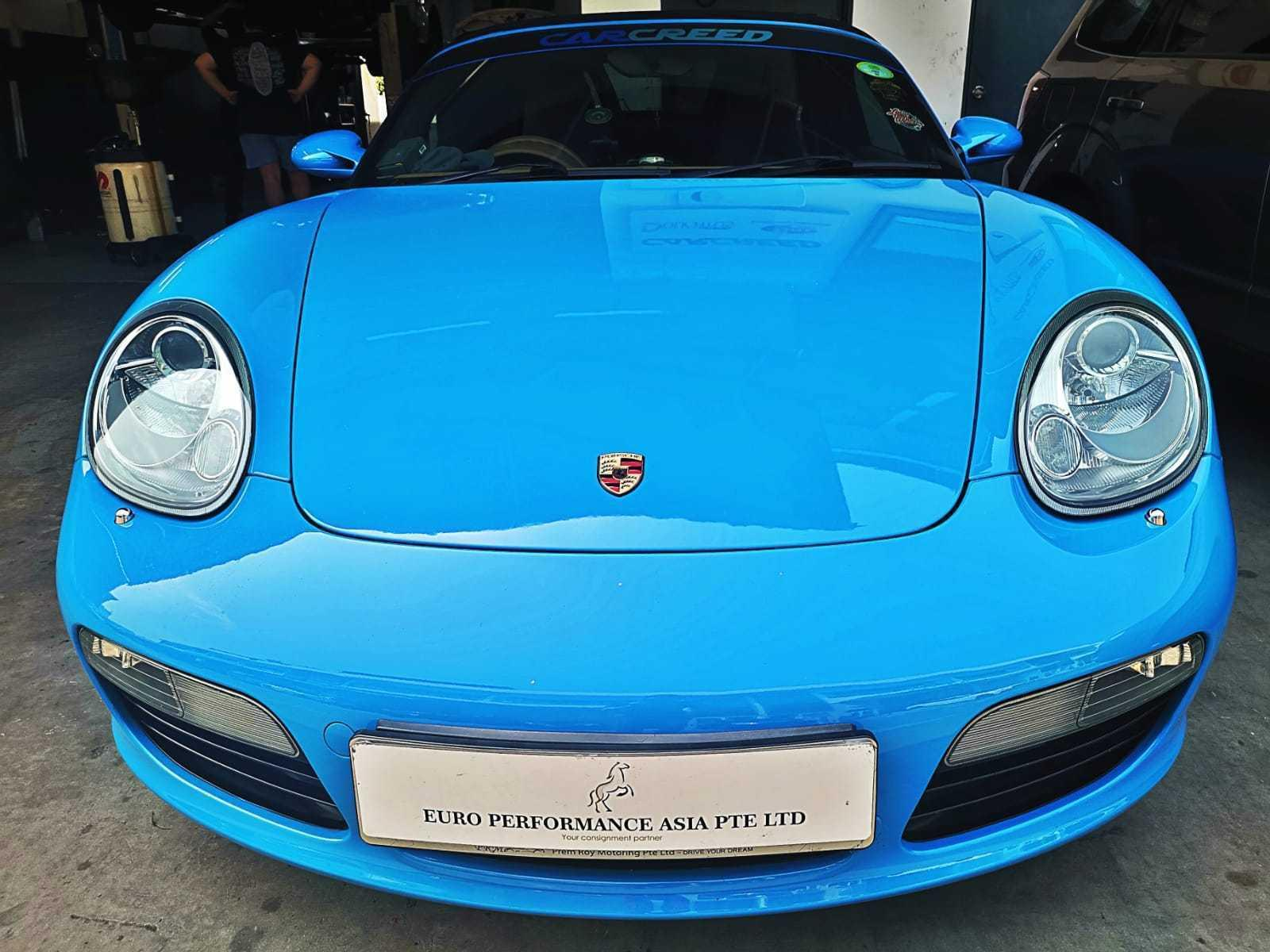Porsche Boxster PDK Auto 2.7