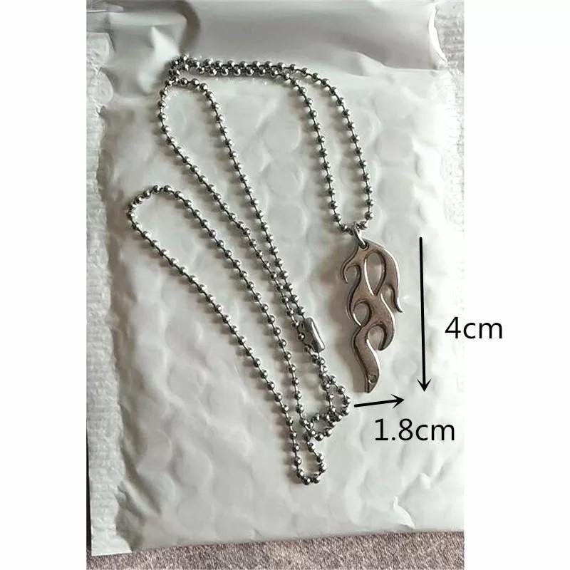 Punk vintage style Unisex Necklaces