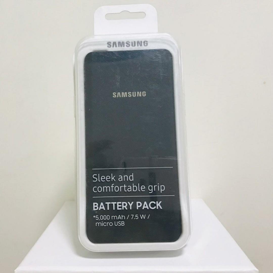 三星Samsung 5000mah 外置充電器,尿袋 (10個以上批發價發售,內洽)