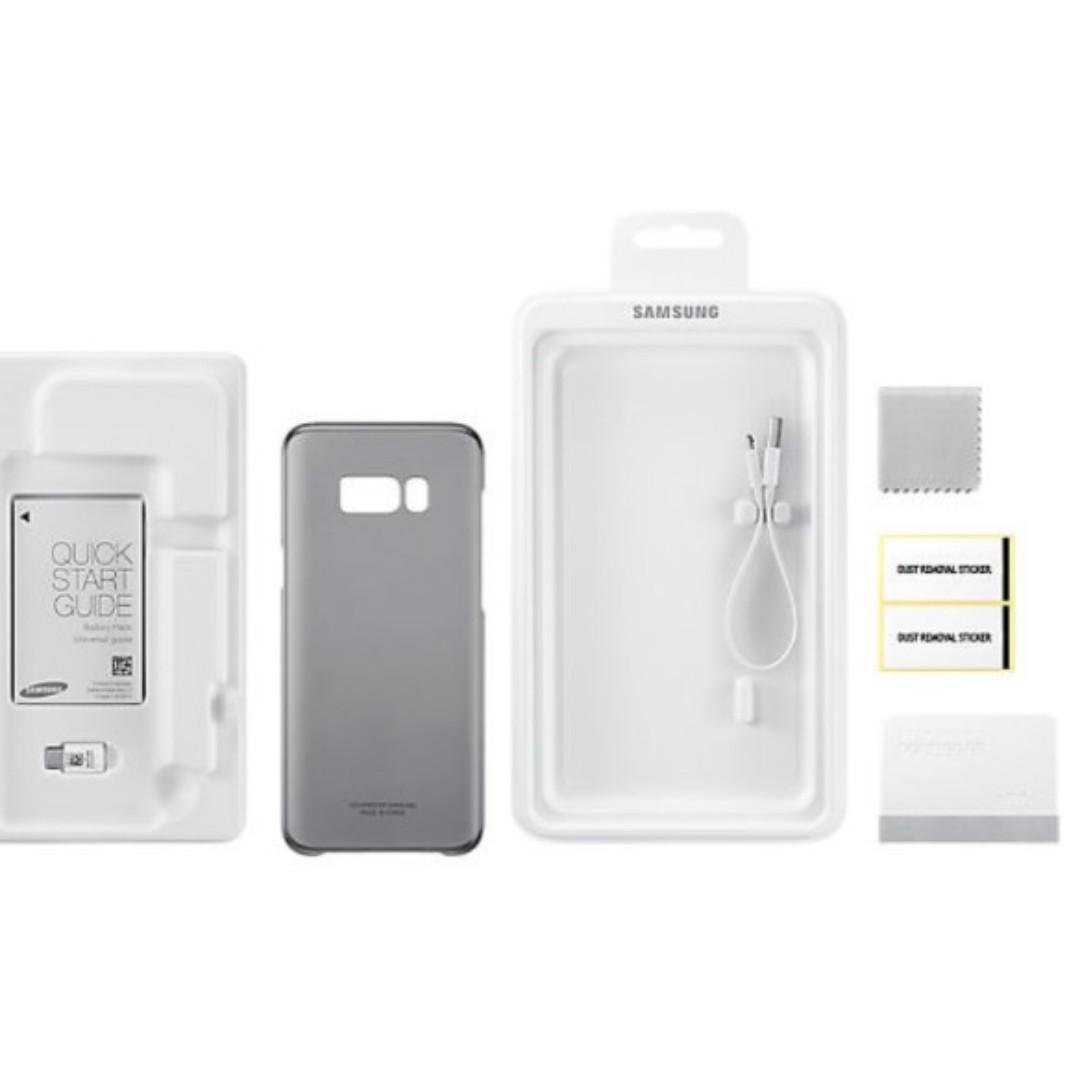 三星Samsung S8+/S8配件組合包 (10個以上批發價發售,內洽)