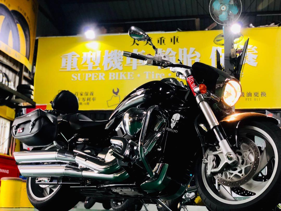 SUZUKI  BOULEVARD  M109R 1800cc       🎉🎉車友二手美車寄賣服務🎉🎉  ☞開啟夢想的續航力  💥嚴選二手重機💥
