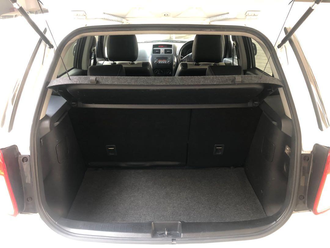 Suzuki SX4 1.6 5-Dr (A)