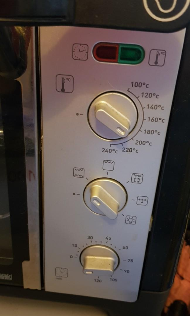 Tefal Delice Turbo Cleantech Oven