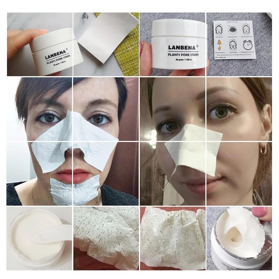 Unisex Blackhead Remover Nose Face Mask