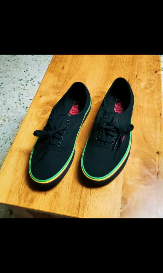 VANS AUTHENTIC RASTA