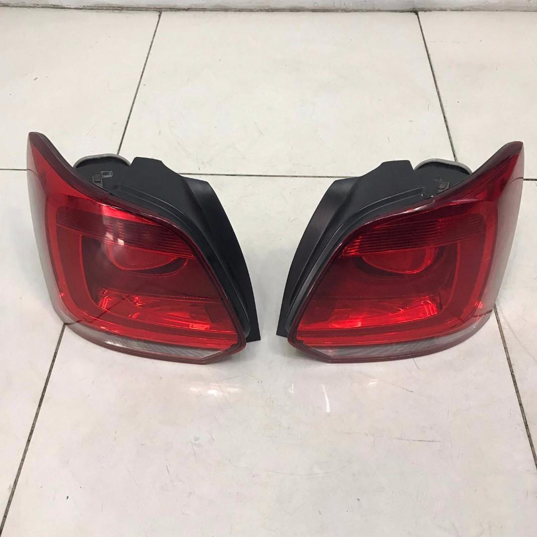 Volkswagen Polo 12' Tail Lamp (AS4563)