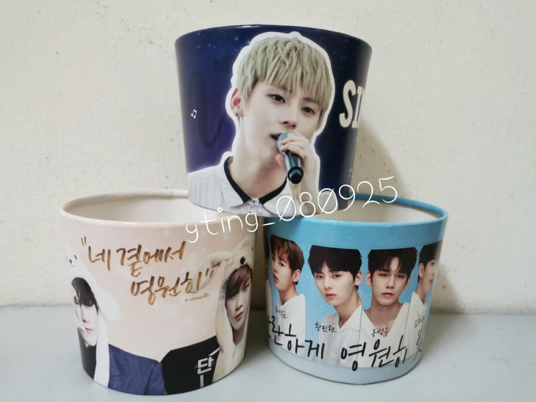 Wanna one / Hwang Minhyun / Ongniel Korea Cupholder
