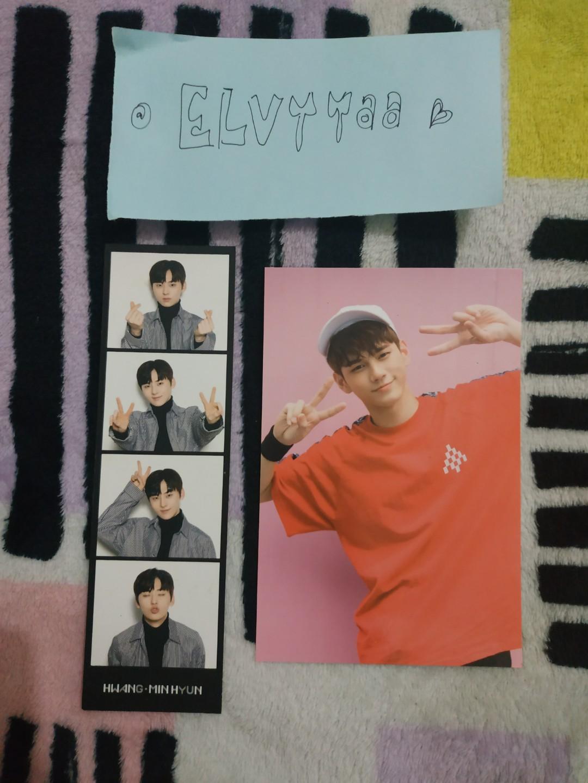 wanna One photobook card