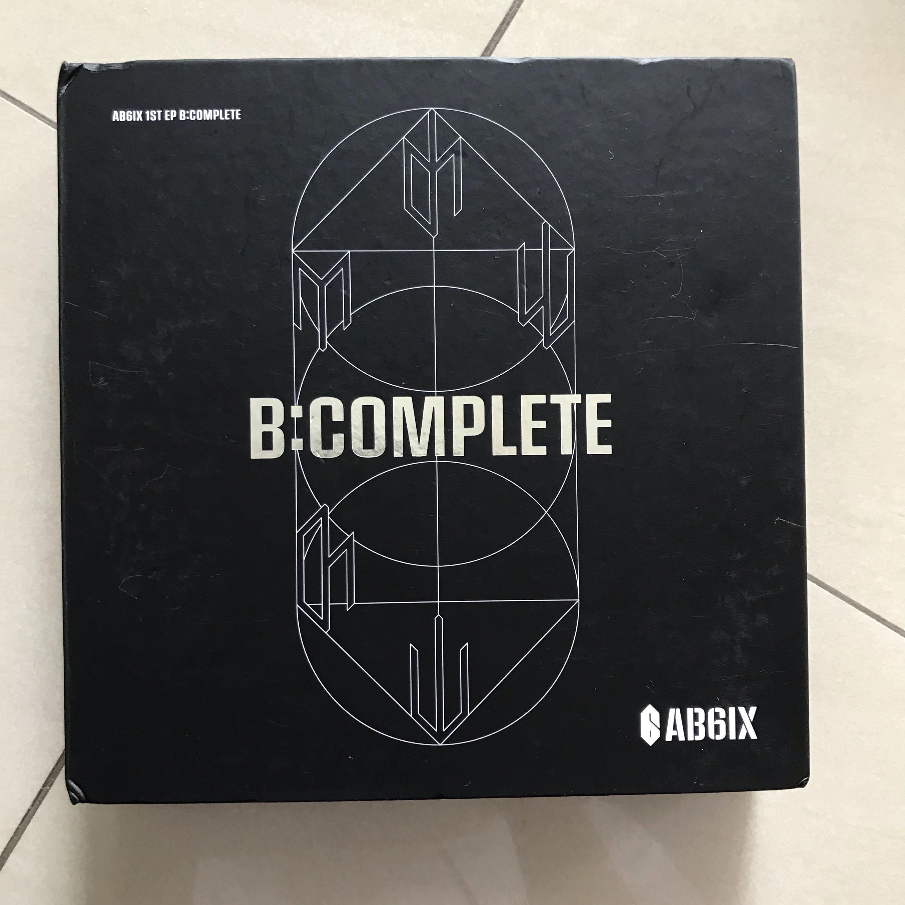 wts ab6ix b complete album