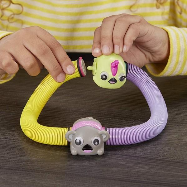 Zoops Electronic Twisting Zooming Climbing Toy - Assorted