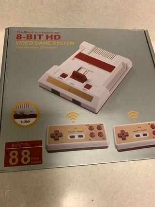 全新高清HD 4K 遊戲機 公司活動贈品 五台