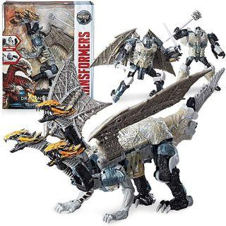 Transformers The Last Knight Premier Edition Leader Dragonstorm Combiner
