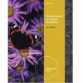 有機化學 Fundamentals of Organic Chemistry 7th Edition by John McMurry