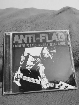 Anti-Flag - A Benefit for Victims of Violent Crime CD