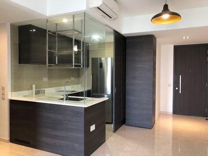 2 Bedroom 2 Toilet - High Floor Unblocked View