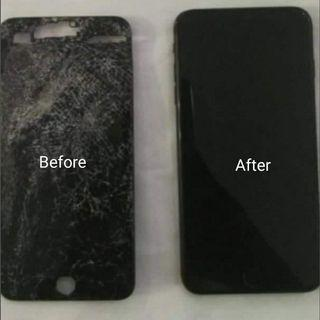 Original iphone/Samsung screen replacement