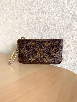 Louis Vuitton LV Key Cles Pouch (vintage)