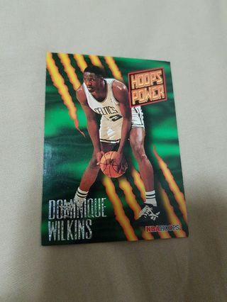 Dominique Wilkins- NBA Hoops