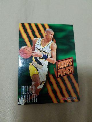 Reggie Miller - NBA Hoops