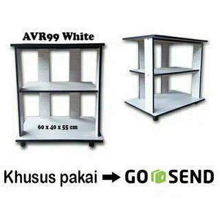 Meja TV / Meja Kayu