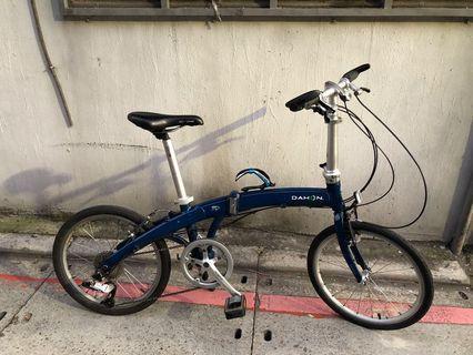 Dahon mu24 內變24速折疊腳踏車