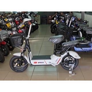 電動車E-Bike- AFB4 (白)-電動自行車/電動輔助自行車/電動機車/電動車