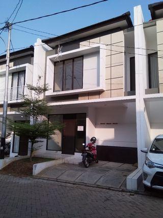 Rumah Cluster minimalis Cluster The Oasis @ Pondok Kacang Tangerang Selatan