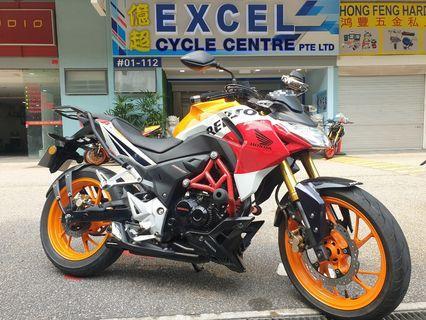 16 Honda CB190R Repsol (Oct 2016)