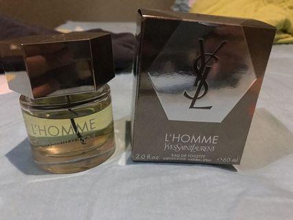 """YSL L""""homme Parfume"""
