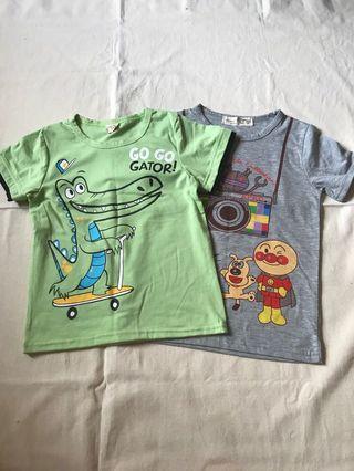 全新 幼童上衣兩件