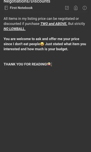 About My Carousell