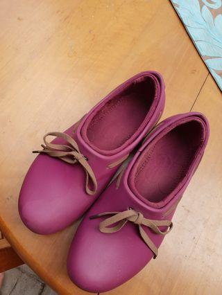 CROCS SHOES - Dark Purple 100% Original