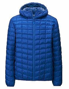 Uniqlo warm padded jacket parka